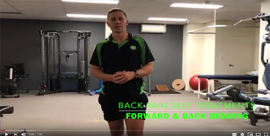Back Pain and Movement